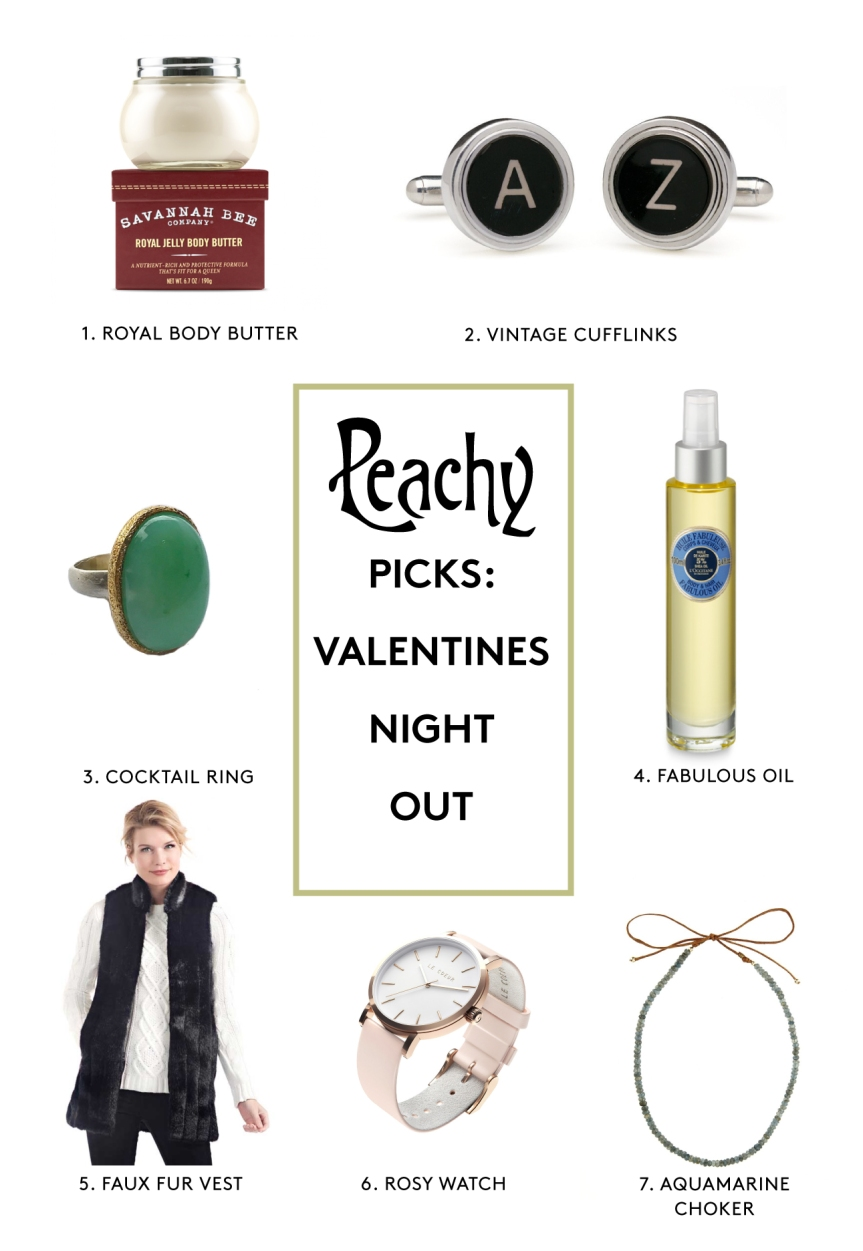 Valentine's Picks: A Night Out