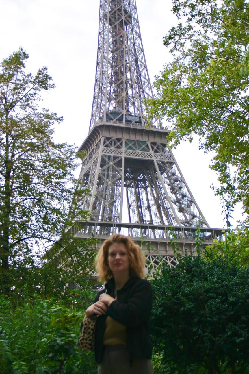 Our First Trips To Paris…