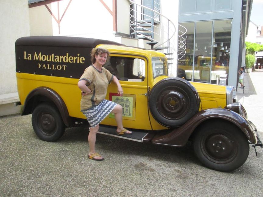 To Beaune We Go on a Mustard Adventure