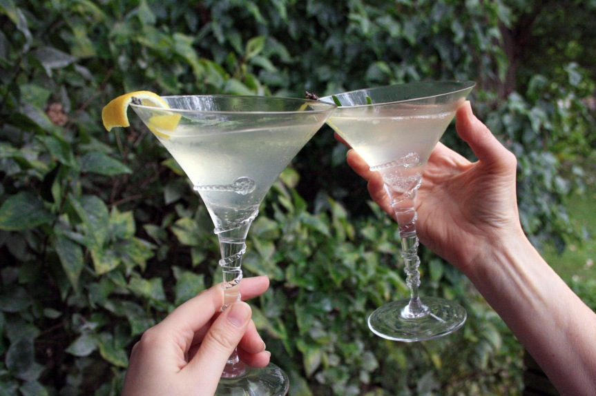 Two Lavender Cocktails You Need To Try